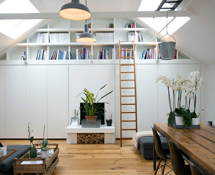meubles-sous-pente-un-loft-sous-combles