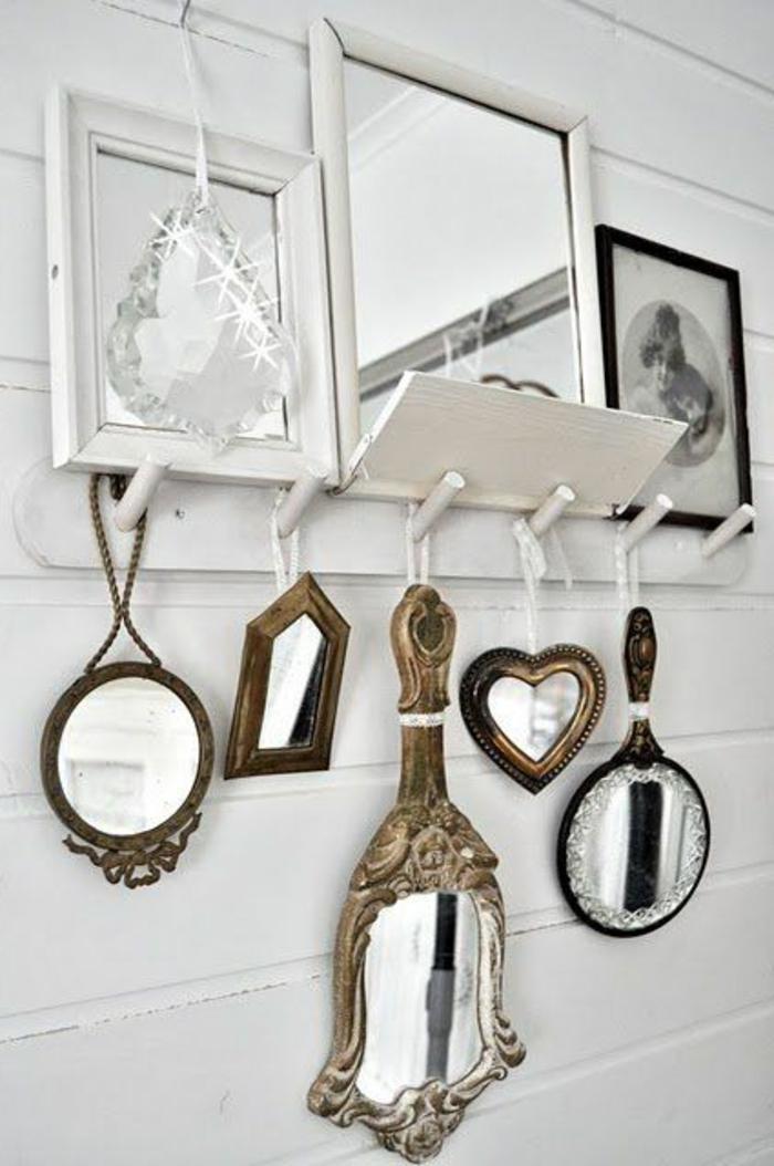 miroir-décoratif-alinea-miroir-desgn-pas-cher-comment-décorer-avec-un-miroir-jolie-idée