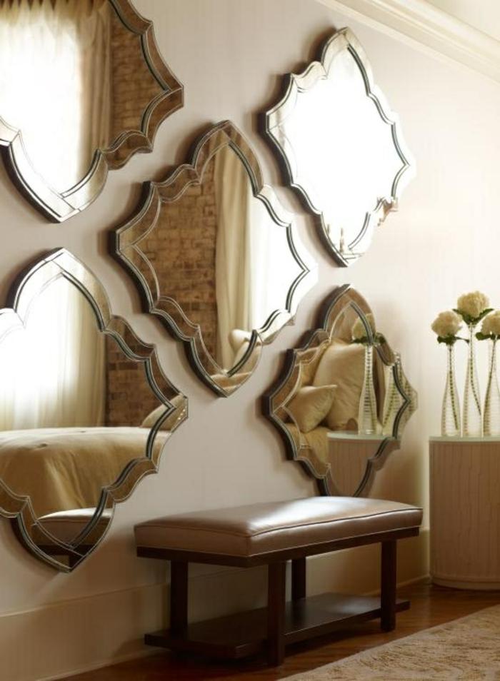 miroir-décoratif-alinea-miroir-desgn-pas-cher-comment-décorer-avec-un-miroir