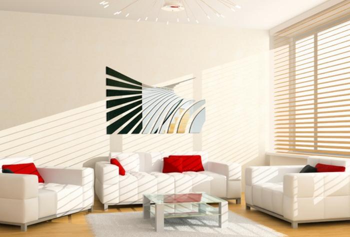 miroir-design-pour-les-murs-salon-avec-murs-beiges-sol-en-parquette-cair-table-basse-de-salon