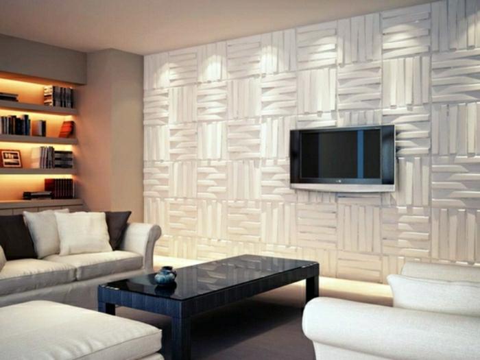 panneau-mural-3d-dans-le-salon-moderne
