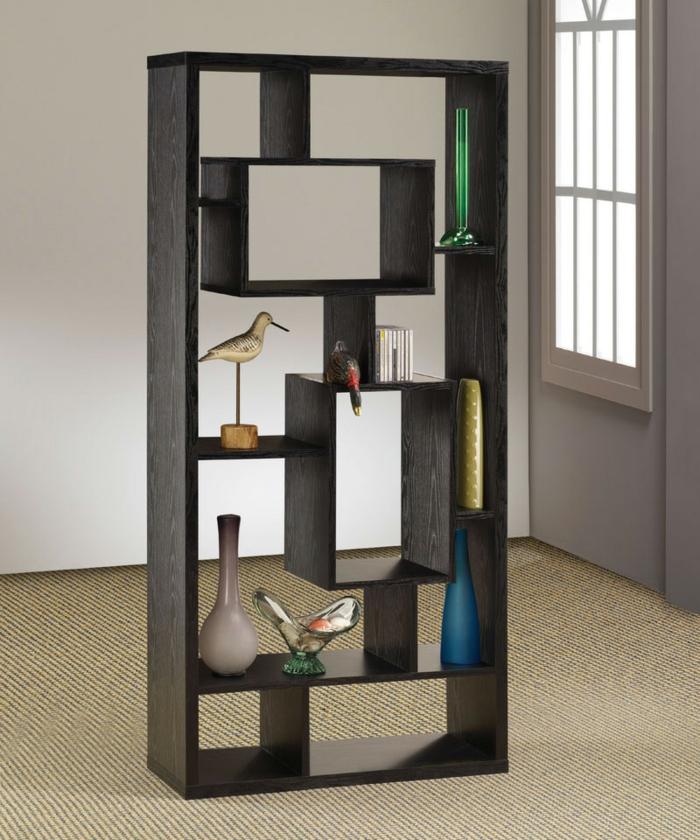 paravant-séparation-de-pièce-paravent-séparateur-de-pièce-meuble-bibliothèque-étagere-separer-les-pièce