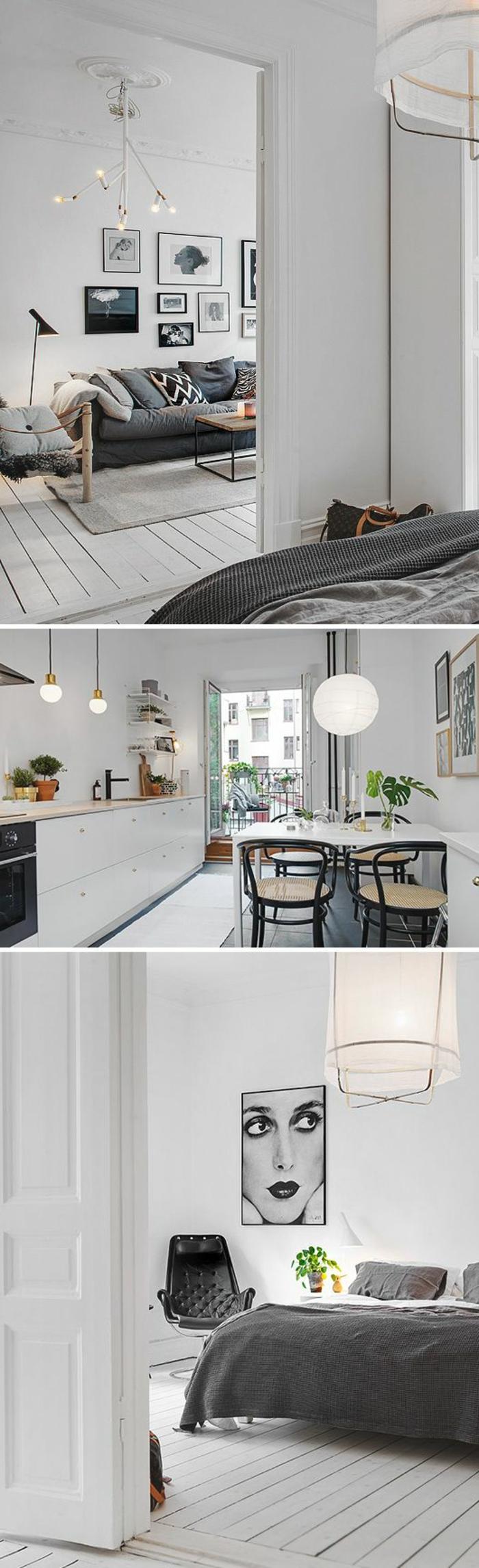 parquet-blanc-intérieurs-modernes-avec-planchers-en-bois-blanchi