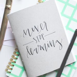 Comment réaliser un cahier personnalisé