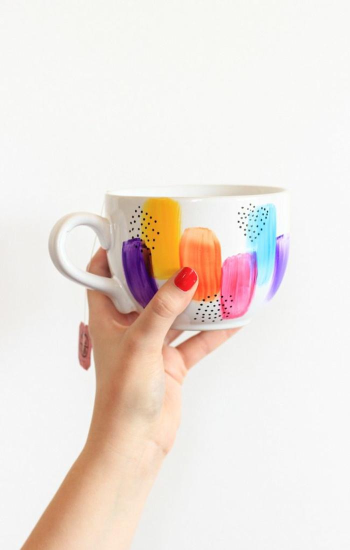 le mug personnalis en 80 id es cr atives. Black Bedroom Furniture Sets. Home Design Ideas