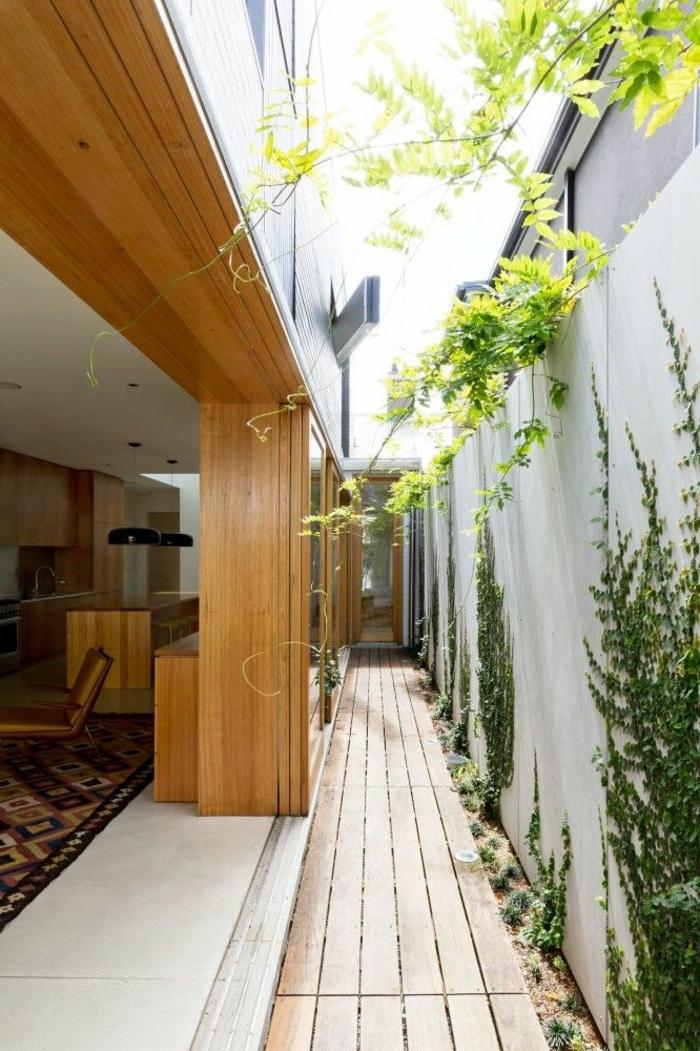 Porte exterieur jardin porte duentre extrieure de la for Porte jardin exterieur