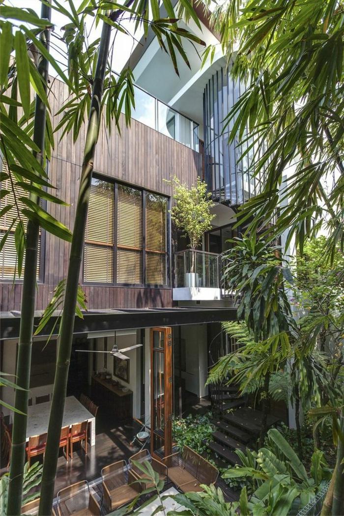 comment planter des bambous dans son jardin On jardin de bambou cannes