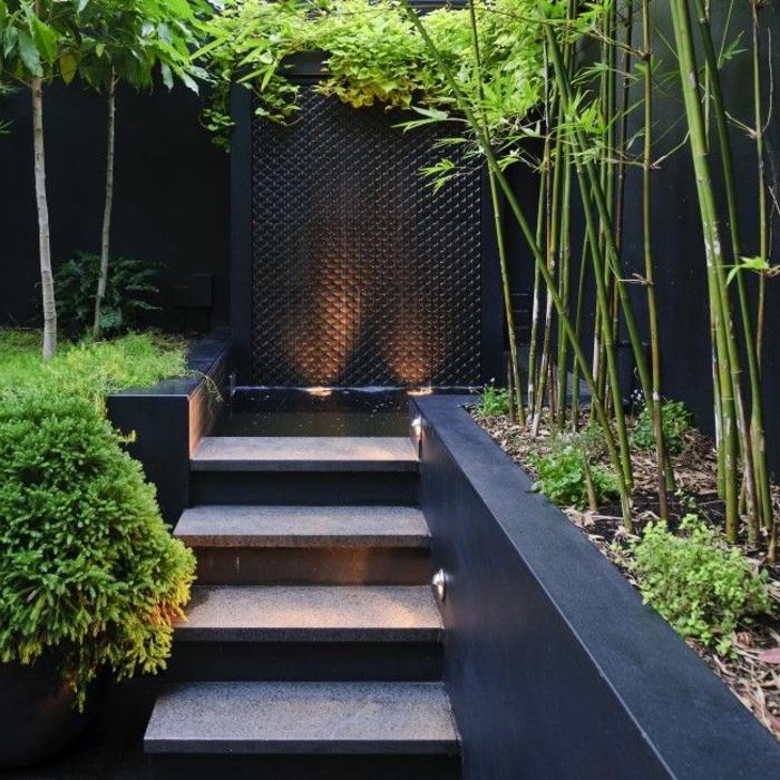 Comment planter des bambous dans son jardin - Archzine.fr
