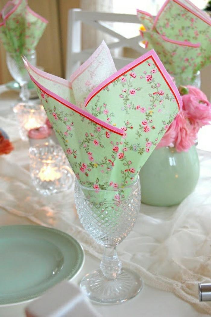 pliage-serviette-papier-coloré-mode-de-pliage-original-pliage-serviette-moderne
