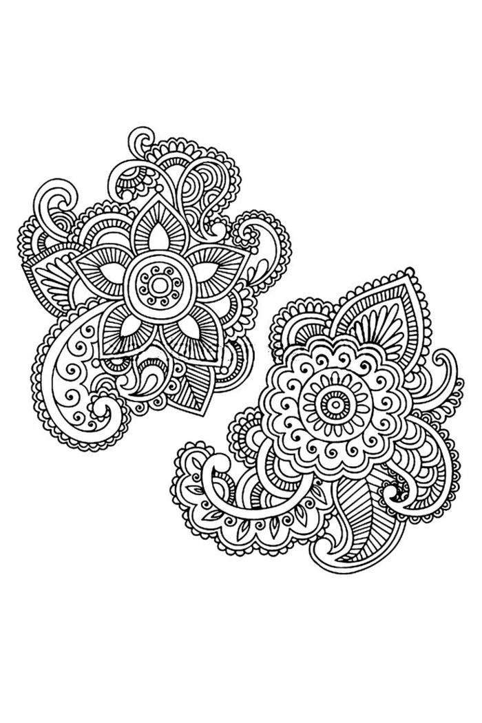 pochoir-oriental-le-pochoir-peinture-déco-mur-idées-belles-fleurs-tatouage
