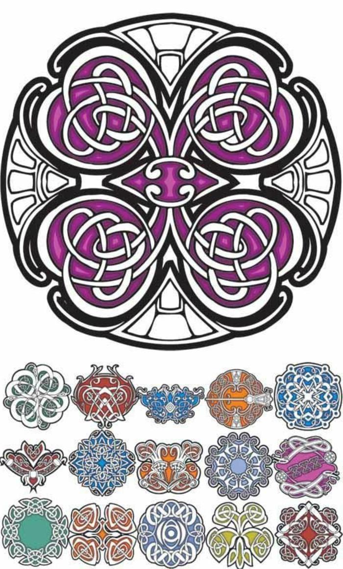 pochoirs-orientaux-pochoir-etoile-tatouage-henné- tatouage henne-fleurs-colorée