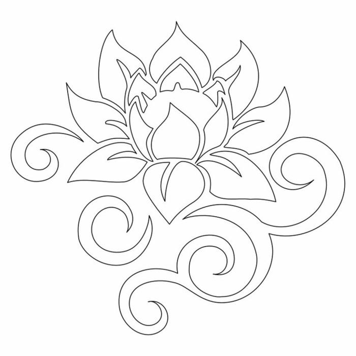 pochoirs-orientaux-pochoir-etoile-tatouage-henné- tatouage-henne-lotus