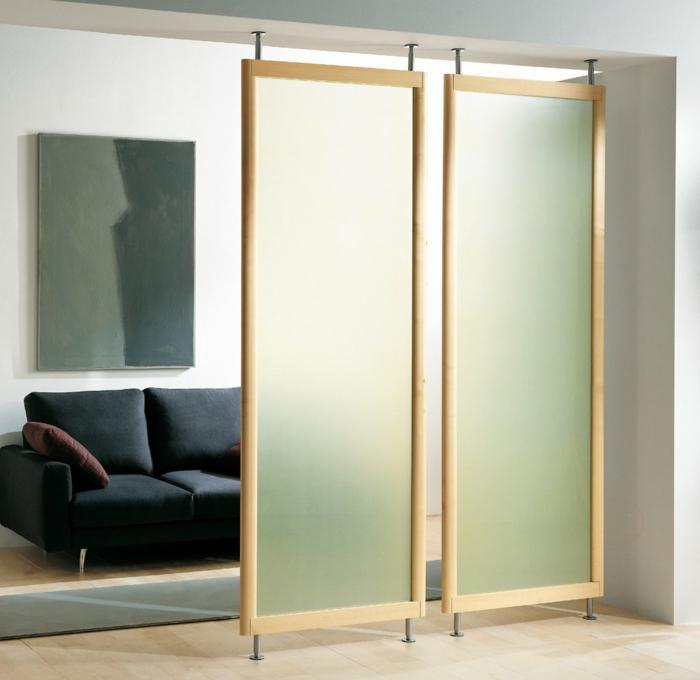 porte-coulissante-lapeyre-separateur-de-piece-aménagement-verre