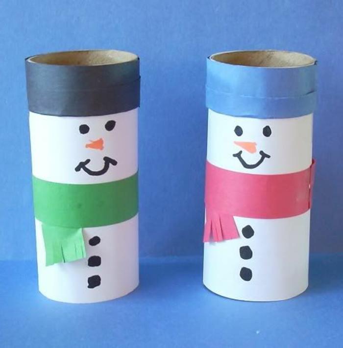 Comment recycler le rouleau de papier toilette id es - Papier de toilette de couleur ...