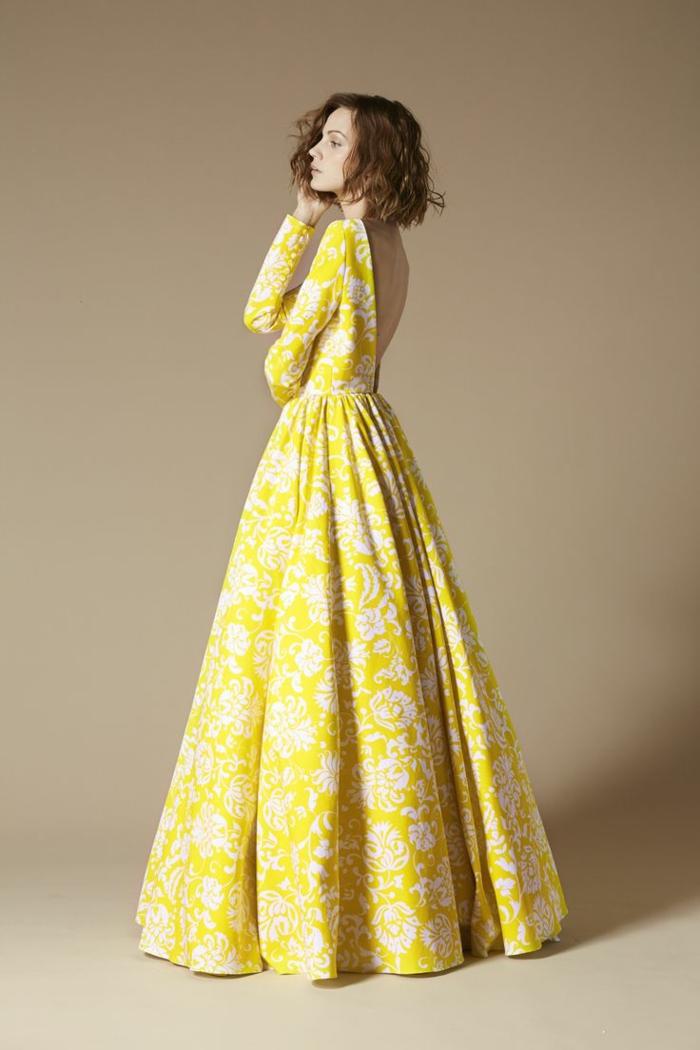 robe-de-soirée-belle-chiquerobe-élégante-habillée-jaune-longue-resized