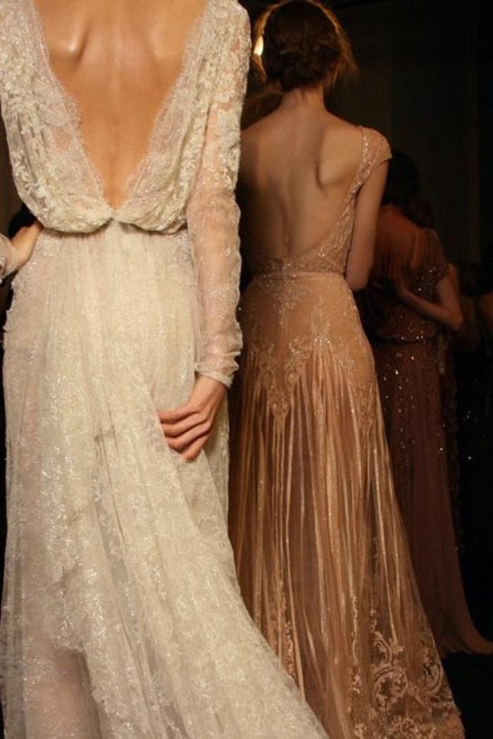 robe-longue-soiree-en-dentelle-beige-une-vraie-tendance-de-la-mode-2015
