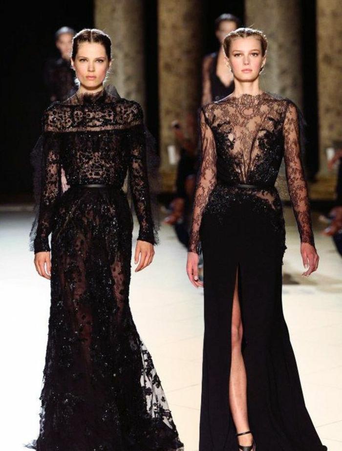 robe-longue-soiree-noire-en-dentelle-noire-pour-les-femmes-elegantes