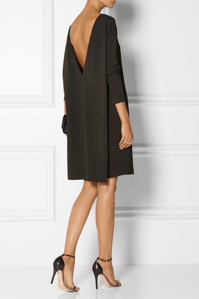 s-habiller-bien-la-petite-robe-noire-class-tenue-de-soirée-chic-femme-comment-adopter-tenue-chic-femme