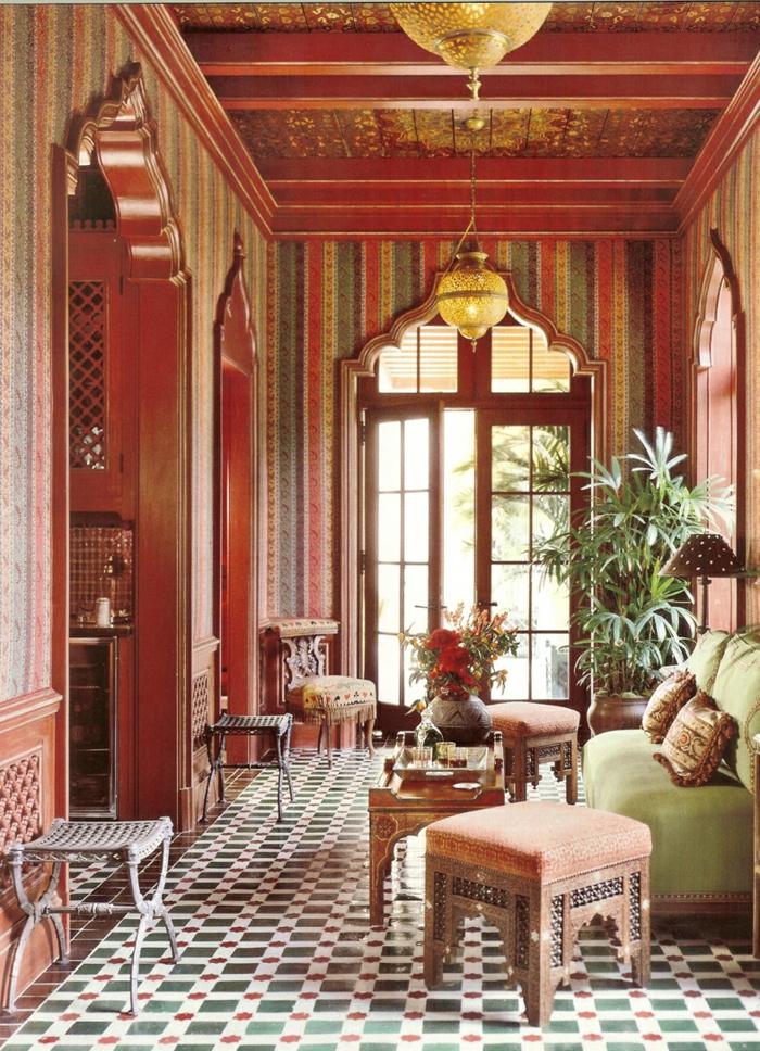 salon-marocain-deco-salon-moderne-deco-marocaine-belle-déco-salon-oriental-séjour