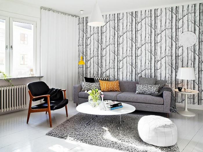 salon-scandinave-salle-de-séjour-moderne