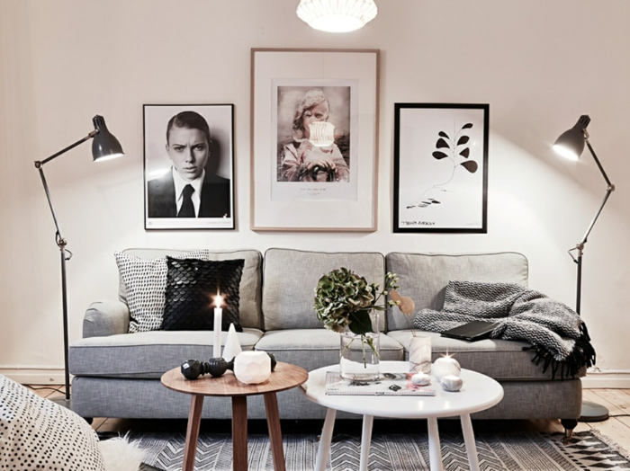 Comment cr er son salon scandinave - Creer son canape ...