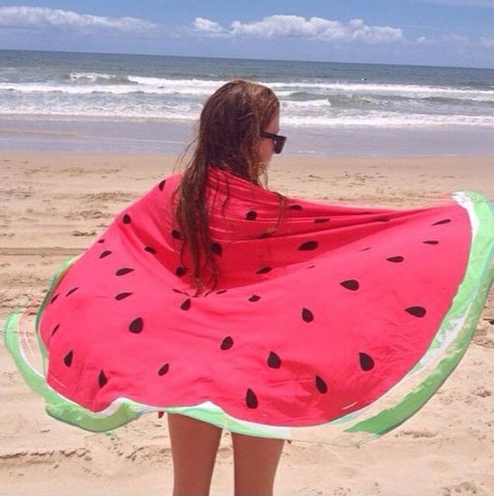 serviette-de-plage-pas-cher-serviette-de-plage-personnalisée-melon-d-eau-resized