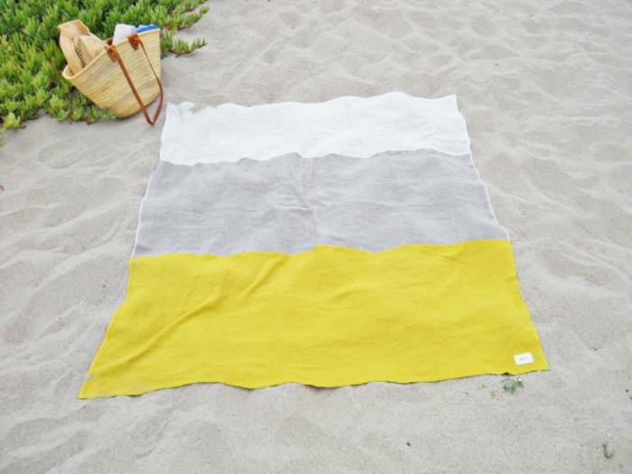 serviettes-de-plage-draps-de-plage-grande-serviette-de-plage-serviette-de-plage-double-jaune-resized