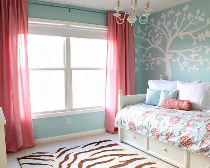 les stickers muraux sont un vrai hit dans lintrieur with. Black Bedroom Furniture Sets. Home Design Ideas