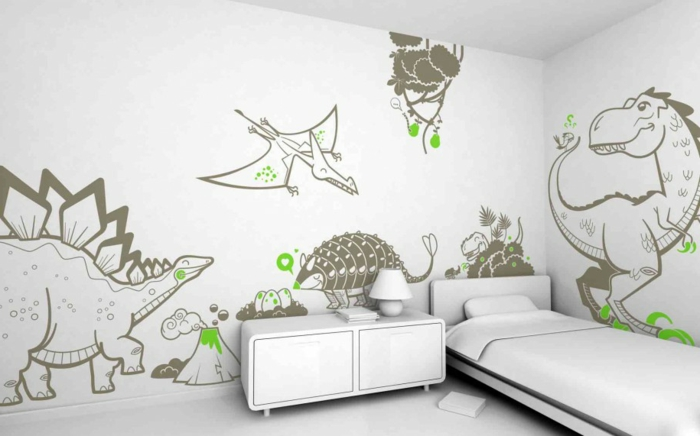 pochoir mural chambre finest gallery of pochoir chambre enfant et motifs floraux galerie et. Black Bedroom Furniture Sets. Home Design Ideas