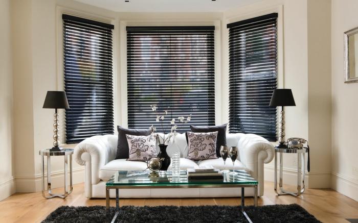 les stores v nitiens en 50 photos. Black Bedroom Furniture Sets. Home Design Ideas