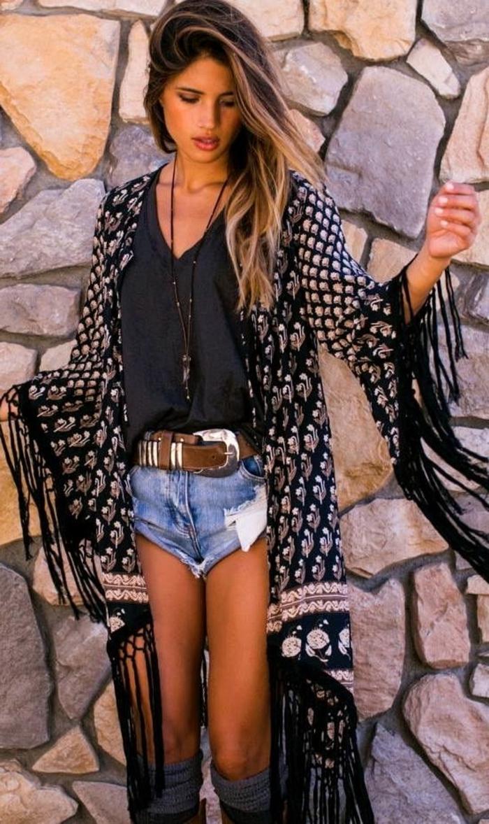 style-bohème-chic-comment-s-habiller-tenue-chic-et-classe-femme-élégante