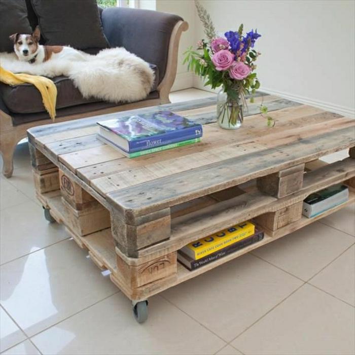 table-de-salon-en-palette-table-diy-avec-rangement-créatif