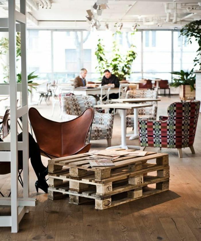 table-de-salon-en-palette-table-en-palettes-dans-un-café