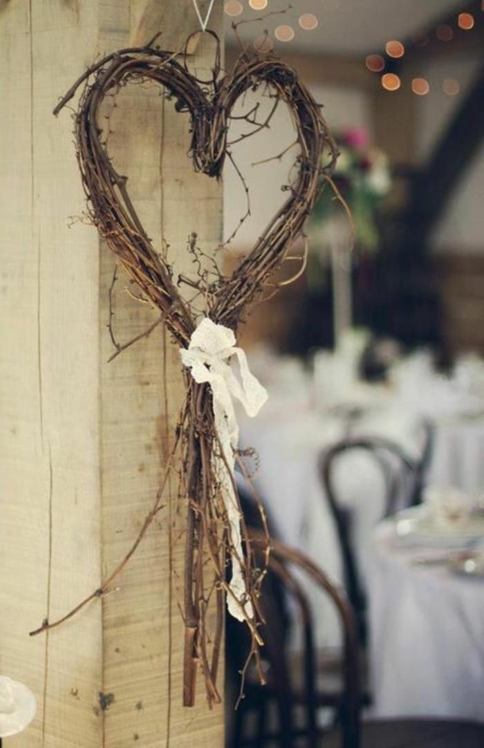 table-en-bois-flotté-peinture-sur-bois-flotté-lampe-décoration-bois-flotté-coeur