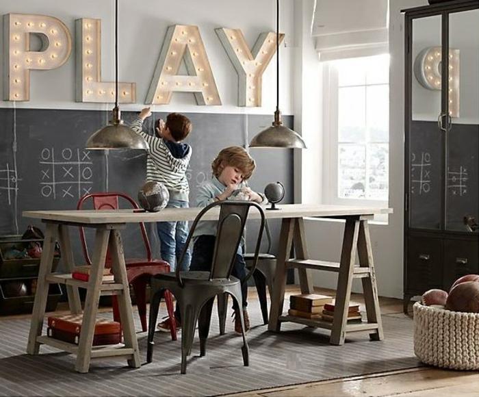 tableau-ardoise-mural-tableau-ardoise-cuisine-tableau-memo-chambre-enfant-jouer