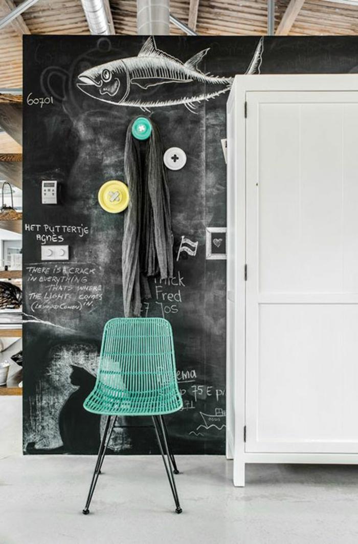 tableau-ardoise-mural-tableau-ardoise-cuisine-tableau-memo-cuisine-armoire
