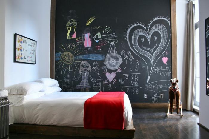 tableau-ardoise-mural-tableau-ardoise-cuisine-tableau-memo-cuisine-lit-mur-cheval-dodo