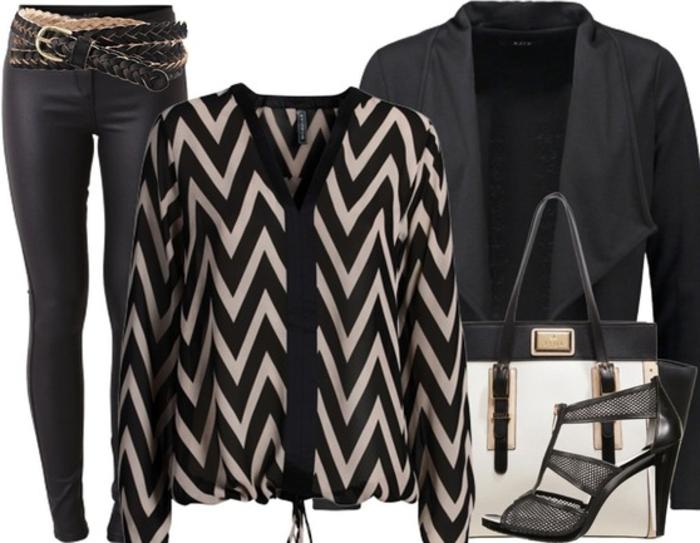 tenue-chic-femme-rendez-vous-professionnel-idée-comment-s-habiller