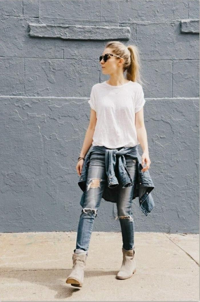 tenue-de-jour-lycée-rentrée-scolaire-septembre-2015-femme-ado-jean-t-shirt-blanche-resized