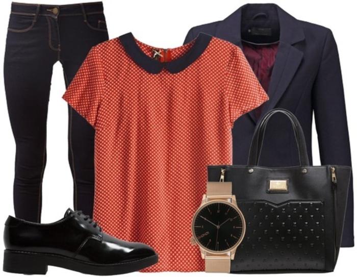 tenue-geek-adoptez-les-tenues-chics-pour-femmes-quotidiennement-eleve-moderne-chemise-jean-noir