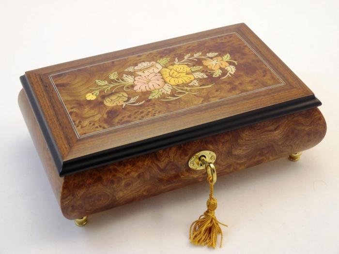 La boite bijoux musicale de vos r ves - Boite a bijoux originale ...