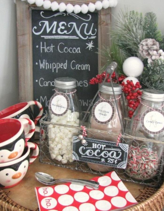 Bebe Chambre Trop Chaude : … bonbonnière-dragées-bonbonnière-en-verre-diy-idées-chocolat-chaude