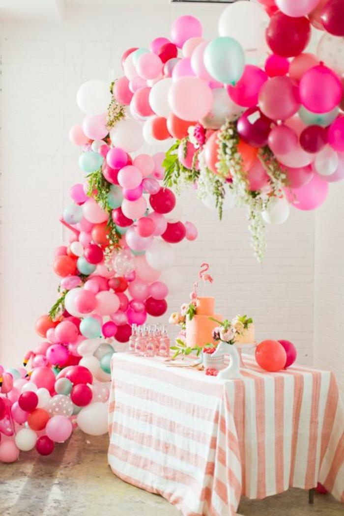 D couvrir la d coration de table anniversaire en 50 images - Idee deco anniversaire adulte ...