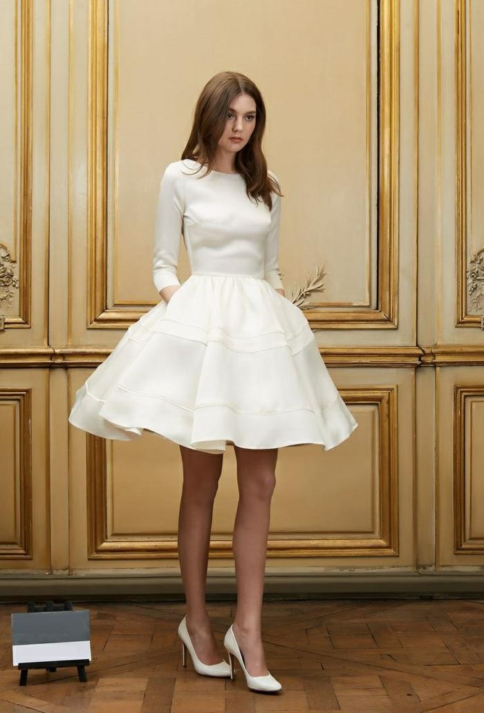 747f2424a76 La robe de fiançailles - 50 joliеs variantеs - Archzine.fr