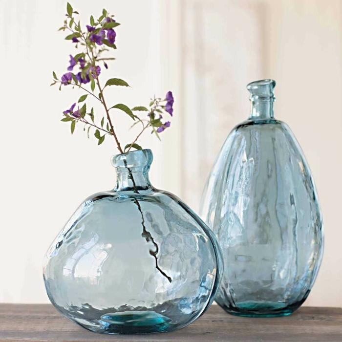 vase-amphore-vase-en-verre-grand-vase-en-verre-rond-bleue-fleurs