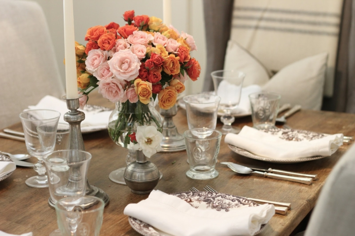 Lе vase en verre - un joli détail de la déco - Archzine.fr