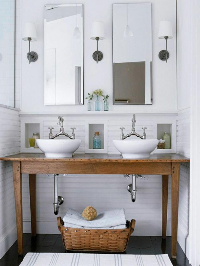 évier-céramique-double-vasque-en-céramique-robinets-rétro