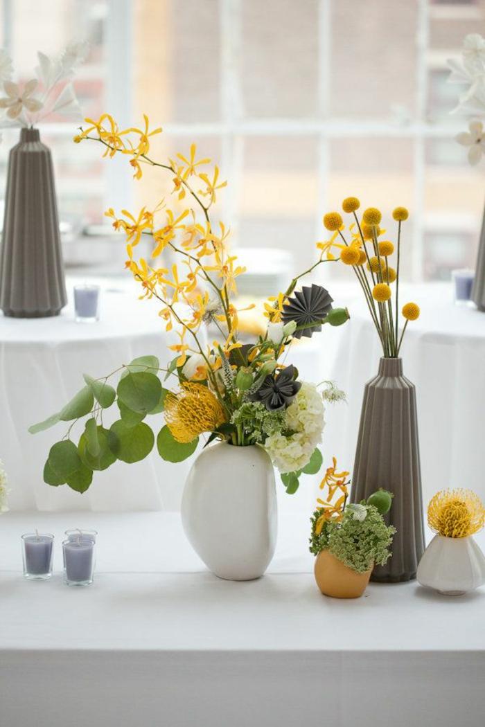 Fleur De Decoration Salon : Beaucoup d idées pour comment décorer son salon