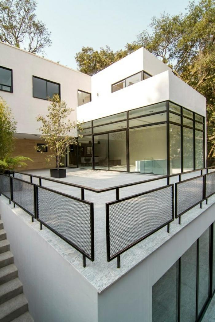 0-joli-garde-corps-castorama-pour-la-maison-moderne-escalier-en-béton-citré-jolie-maison