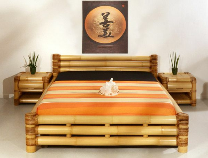 0-jolie-chambre-à-coucher-avec-meubles-bambou-pas-cher-comment-aménager-la-chambre-a-coucher